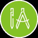 Logo Kreis Umrandung